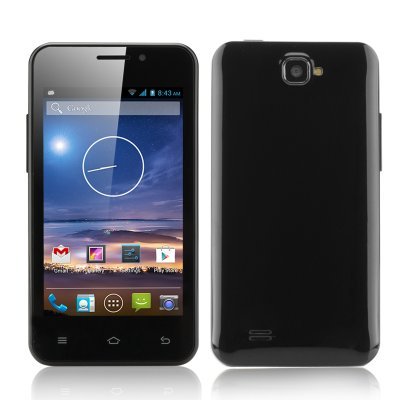 4 Inch Android 4.2 Smartphone 'Tegu' (Black)