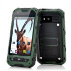 4 Inch Rugged Android 4 2 Phone that is Shockproof  Dust Proof and Waterproof