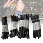 4 x 1M Lenghts Heat Shrink Tube 3mm 4mm 5mm 6mm 1 in each of the four specifications