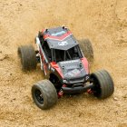 40+MPH 1/18 Scale RC Car 2.4G 4WD High Speed Fast Remote Controlled Large TRACK red