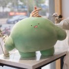 40CM Cute Plush Toy Stuffed Animal Shape Toy for Kids Girls Sleeping Throw Pillow dinosaur