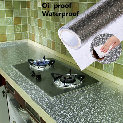 40X100CM Kitchen Oil-proof Aluminum Foil