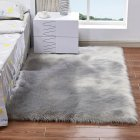 40X40CM Carpet Seat Pad Fluffy Area Rug