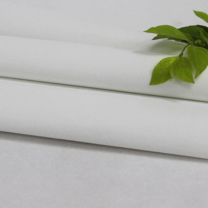 45 * 200cm Self-adhesive Velvet Flock Liner Jewelry Contact Paper Craft Fabric Peel Stick white