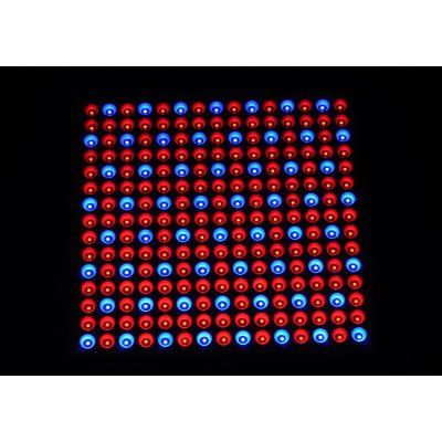 Surface Mounted 225 LED Panel Grow Light