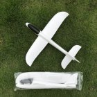 48cm Airplane Hand Launch Throwing Glider Aircraft Inertial Foam EPP Airplane Toy Plane Model Outdoor Toy Educational Toys Gift
