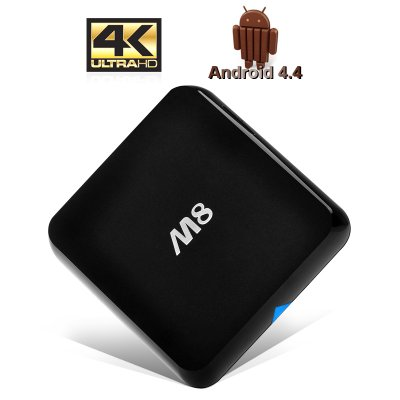 4K Android 4.4 Kitkat TV Box
