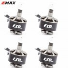 4PCS EMAX ECO Micro Series 1407 2~4S 2800KV 3300KV 4100KV Brushless Motor For FPV Racing RC Drone Quadcopter Parts 3300KV KSX3833X4