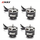 4PCS Emax FPV RC Motor ECO1106 4500KV 6000KV Brushless Motor for FPV for Multi Axis RC Racing Drone 6000KV