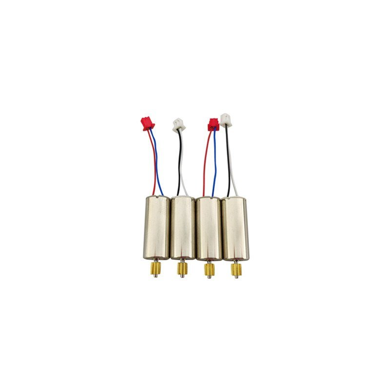 4PCS Forward Reverse Motor for UDIRC U52G D50 Four-axis Aircraft RC Drone Accessories 4pcs