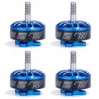 4PCS iFlight XING 2306 1700 2450 2750KV Brushless Motor 2 6S For FPV RC Drone 4PCS 2306 2450KV