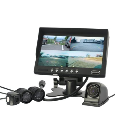 Wholesale Car Rearview and Frontal Camera