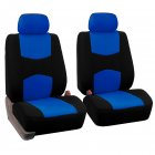 Car Front Seat cover Blue