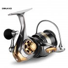 5+1BB High-speed 7.1:1 Fishing Reel Bait Casting Reel Right Left Hand Bait Casting Reel Upgraded version of HS2000