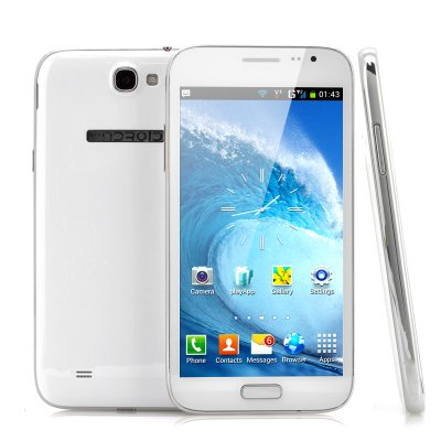 5.3 Inch Qualcomm Android Phone - Crush (W)