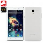 5 5 Inch Android 4 4 Phone has a MTK6582 Quad Core CPU  960x540 QHD Screen and a 5MP Rear Camera