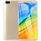 5.5-inch HD Screen R15 Plus Ultra-thin Dual Card Face ID Smartphone Gold