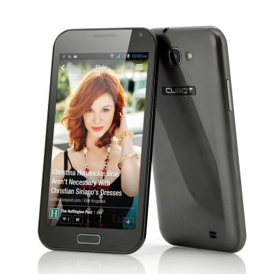 Android 4.2 Quad Core Phone - Cubot (G)