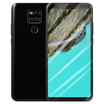 5.8 Inch Mate20 Pro Smart Phone Black_EU