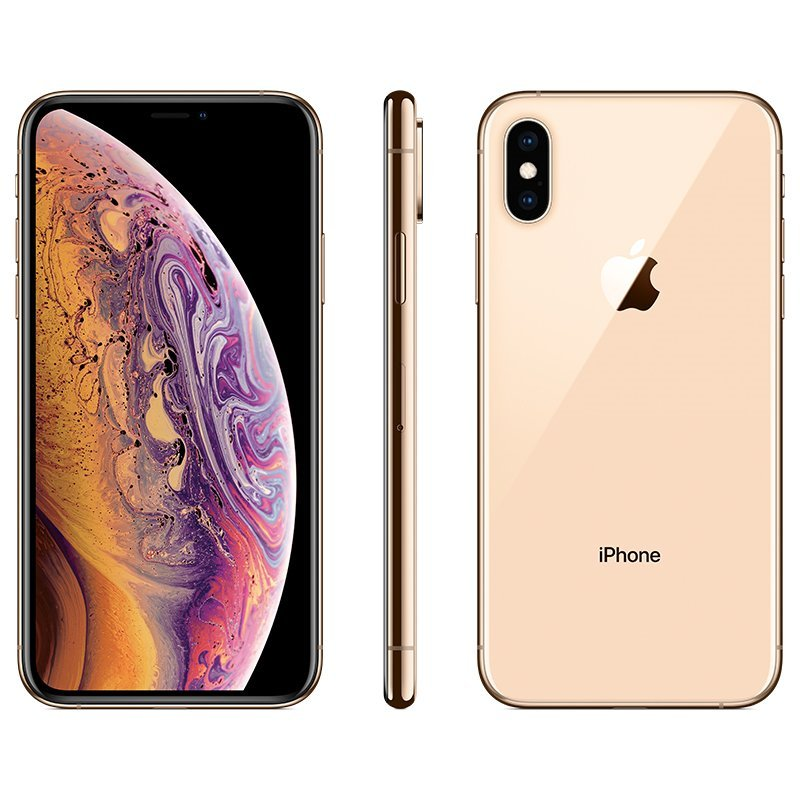 Apple IPhone XS 4G LTE Phone Gold_64GB