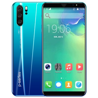 5.8 inch P33 Pro Smartphone blue_US
