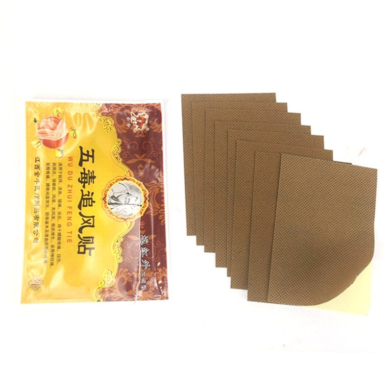 5 Boxs Chinese Pain Relief Orthopedic Plasters Analgesic Patches Body Rheumatism Teatment
