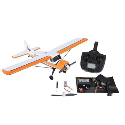 XK A600 5CH 2.4G Brushless Motor RC Airplane