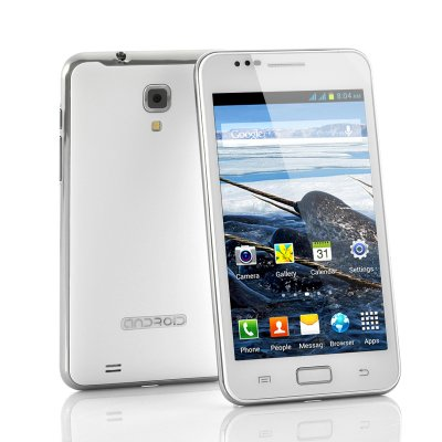 5 Inch 3G Android Unlocked Phone - Narwhal