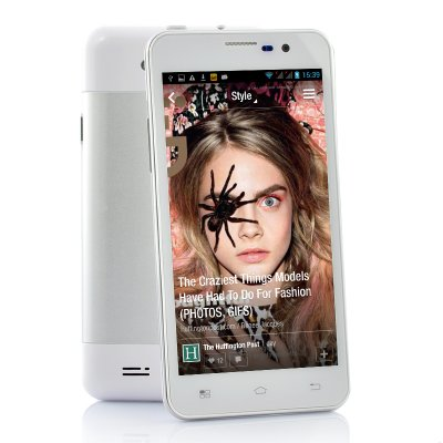 5 Inch Quad Core Phone - Anansi (W)