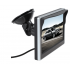 5 Inch Rearview Mirror Monitor with  Button Control  a 5 Ratio and 480x272 resolution is the perfect extra set of eyes to have as you reverse your car