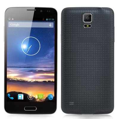 5 Inch Unlocked Smartphone - Harrier (Black)