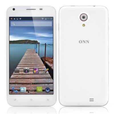 ONN V8 Star 5 Inch Android 4.2 Phone (W)