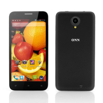 ONN V8 Star 5 Inch Android 4.2 Phone (B)