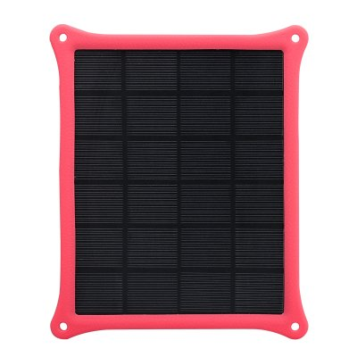 5W Portable Solar Panel Charger (Pink)