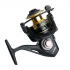 5 axis No-clearance Rotating Fishing Reel Sealed-bearing Spinning Wheel Reel  CS3000