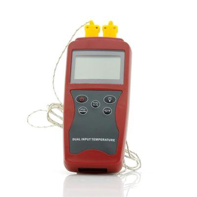 Digital Type K Thermometer w/ Dual Temp Guage
