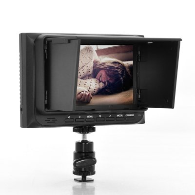 5 Inch On-Camera DSLR Monitor