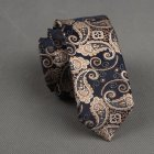 5cm Skinny Tie Classic Silk Solid Dot Narrow Slim Necktie Accessories Wedding Banquet Host Photo TSLD-052