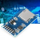 5pcs / Lot Memory Card Reading Module Mini TF Card Adapter blue