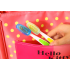 5pcs Portable Travel Toothbrush Head Cover Case Protective Cap Hike Camping Brush Cleaner random