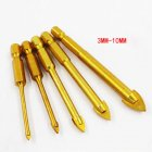 Alloy Drill Set for Glass Tile Ceramic