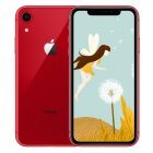6 1 Inch Screen Apple iPhone XR 12MP 7MP Camera 2942mAh RAM 3GB red 128GB