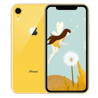 Apple iPhone XR RAM 3GB yellow_64GB