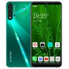 6 1inch Nowa5 Pro Smartphone 8GB RAM 128GB ROM 13MP 18MP Camera Facial Recognition Dual card Dual standby green European regulations