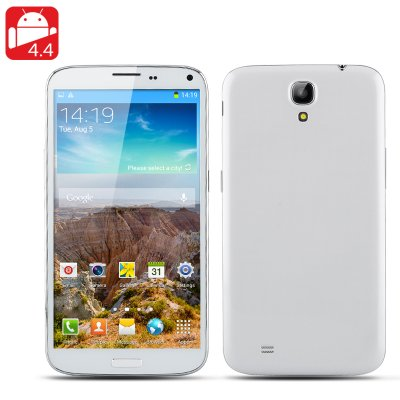 6.3 Inch Octa Core Phone 'Orb' (White)