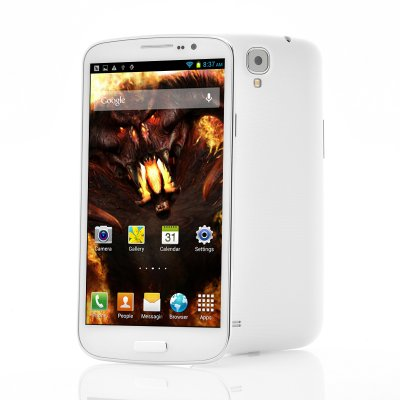 6.5 Inch 4 Core Android Phone -Behemoth (W)