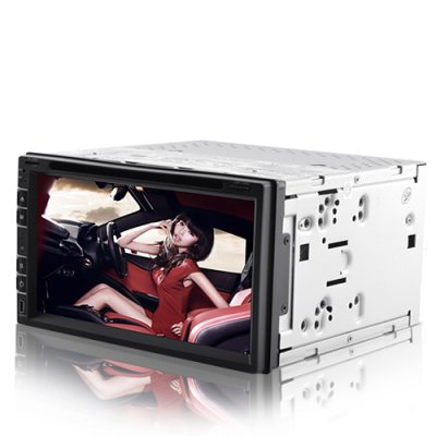 2DIN Digital TV + GPS Car DVD - Road Cougar