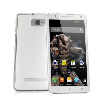 6 Inch Quad Core Android Phone - Mega-Droid