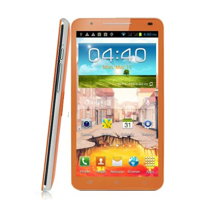 Android 4.1 6 Inch Phone - Dune