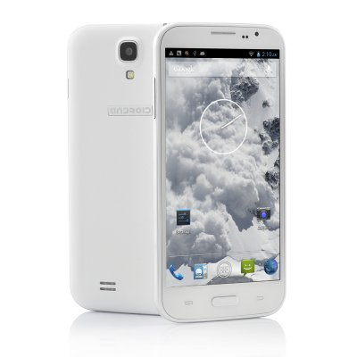 6 Inch Quad Core Phone - Avalanche (W)